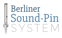 Berliner Sound-Pin